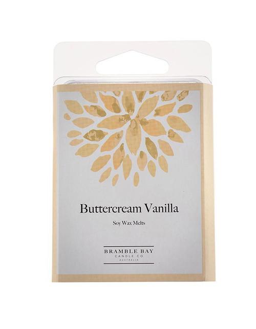 Vanilla & Buttercream Wax Melts