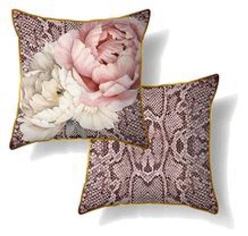 Vogue Peony Cushion 60x60cm