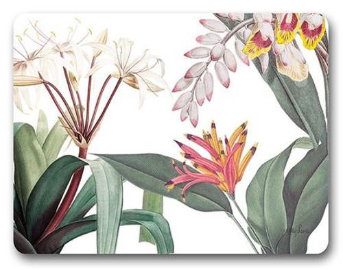 Lush Flower Placemats / Set 6