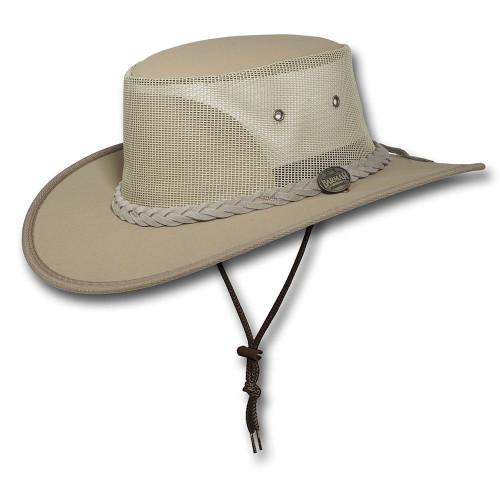 Canvas Drover Hat - Khaki XL