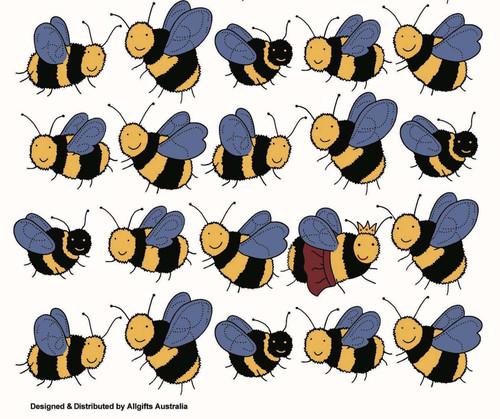 Bee Handkerchief
