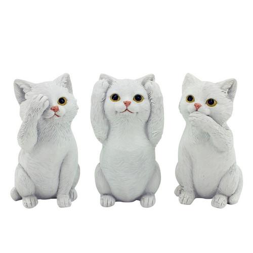 Hear/See/Speak Cats