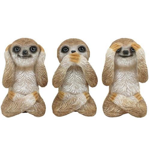 Hear/See/Speak Sloth S/3