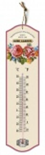 Metal Rose Thermometer