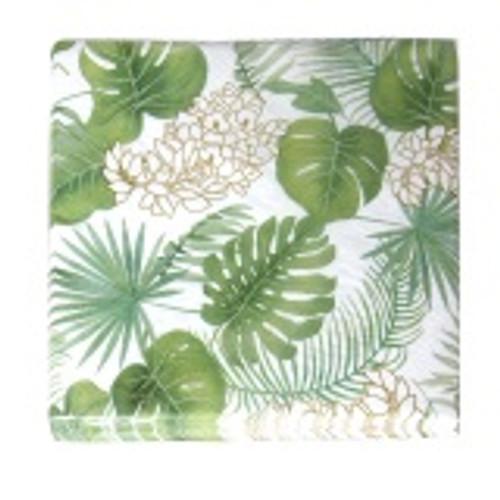 Tropical Palm Napkin