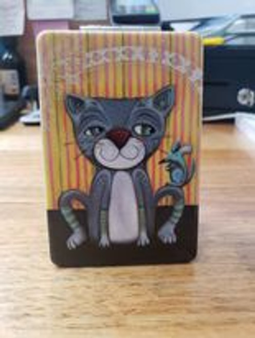 Cat & Mouse Compact Mirror