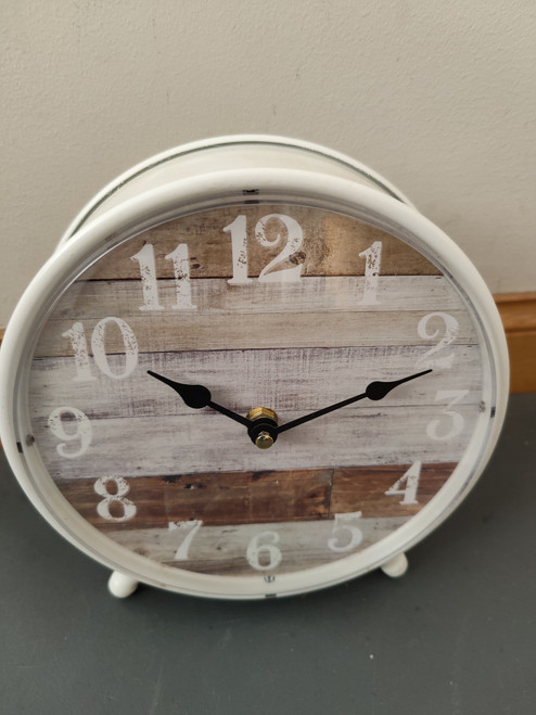Table Clock M/media Nat
