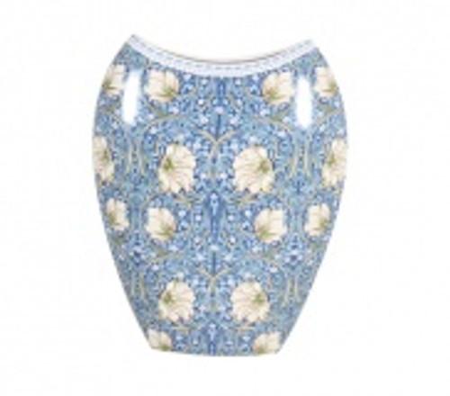 William Morris Blue vase