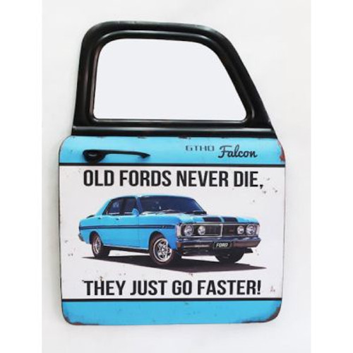 GTHO Ford- Car door Mirror