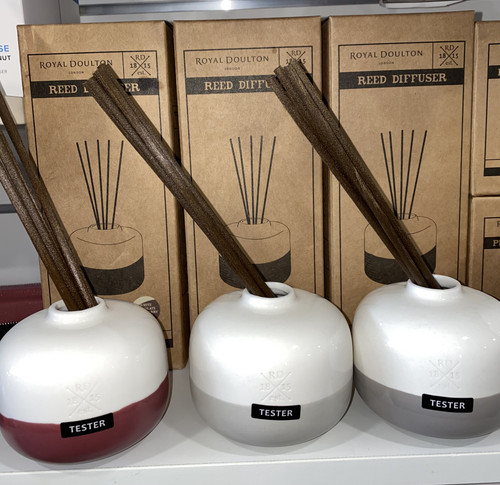 Royal Doulon Coffee & Cinnamon Reed Diffuser