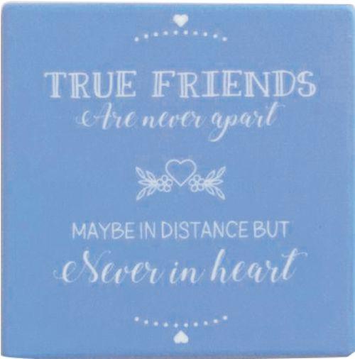 True Friends Coaster