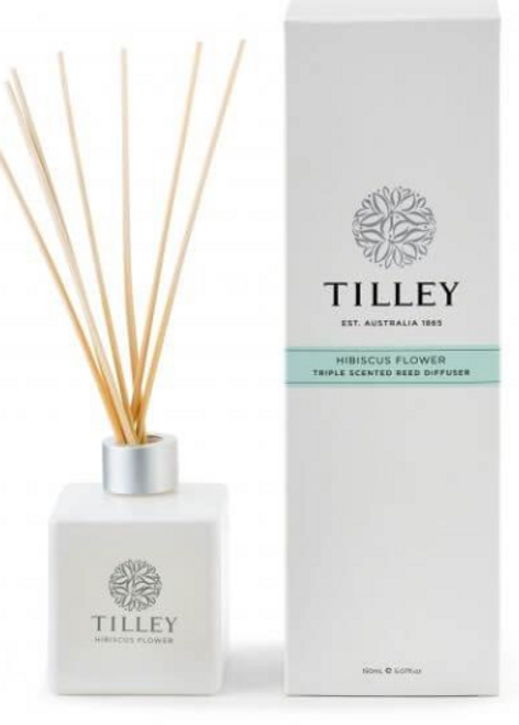 Hibiscus Flower Reed DIffuser