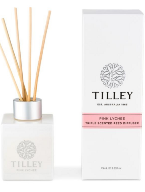 Pink Lychee Mini Reed Diffuser