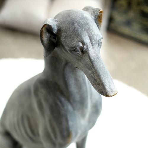Greyhound- Matte Charcoal 77cm