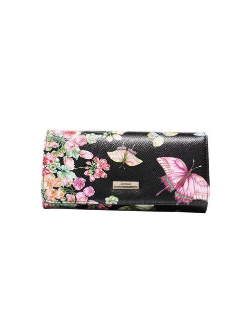 Alisa Large Leather Wallet