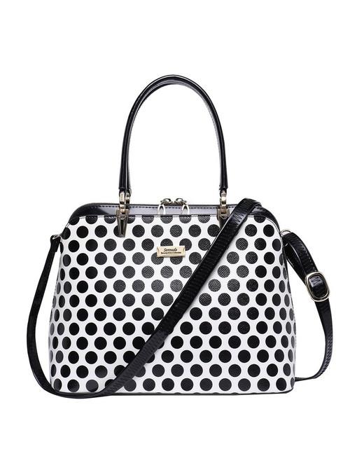 Dixie Zip Around Leather Bag