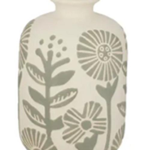 Joplin Green Vase