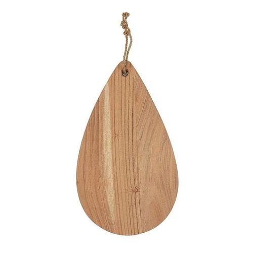 Large Remi Acacia Drop Board