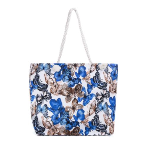 Butterflies Beach bag