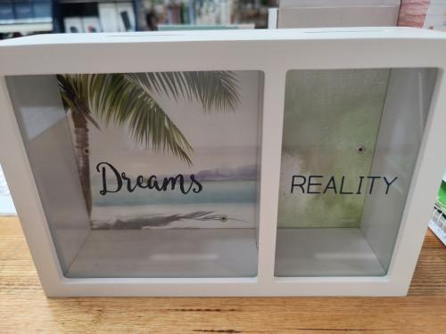 Dreams/Reality Change Box