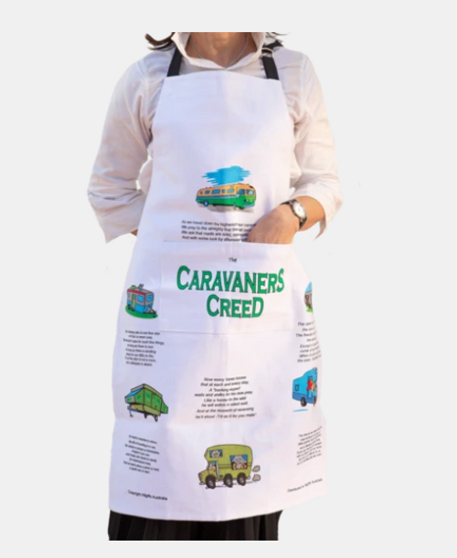 Caravaners Creed Apron