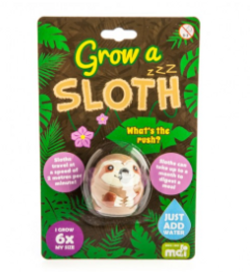 Grow Your Own Sloth