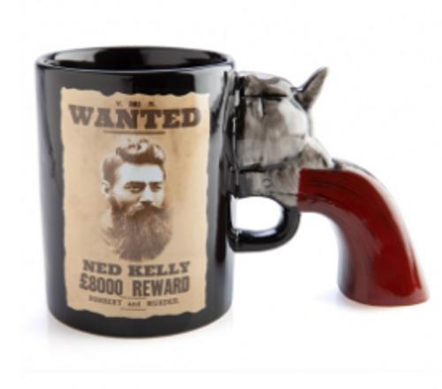 Ned Kelly 3D Mug