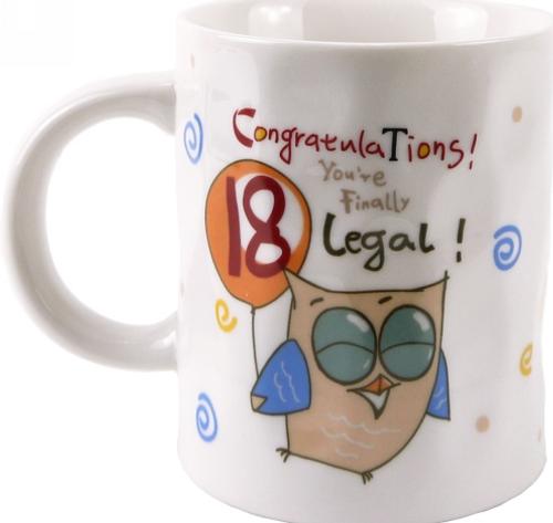 Birthday Recordable Mug