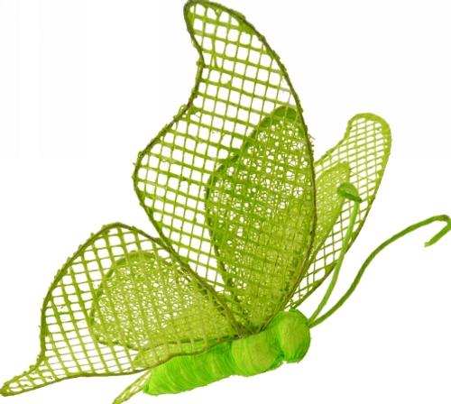 Green Butterfly 31cm