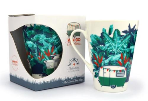 Magical Mornings China Mug