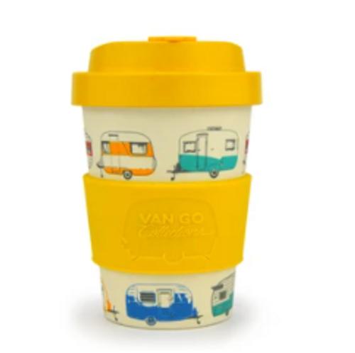 Yellow Caravan Travel mug 300ml