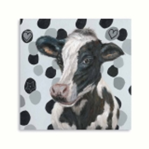 Dairy Cow  Canvas