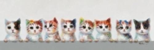 Kittens Canvas
