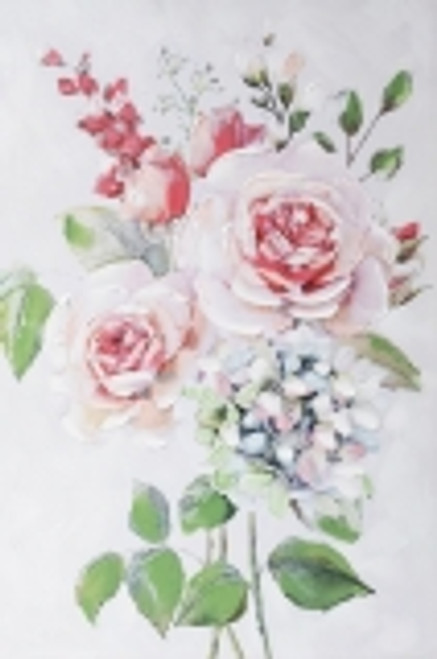 Mixed Flowers Painting