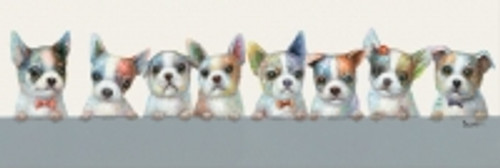 Puppies Canvas