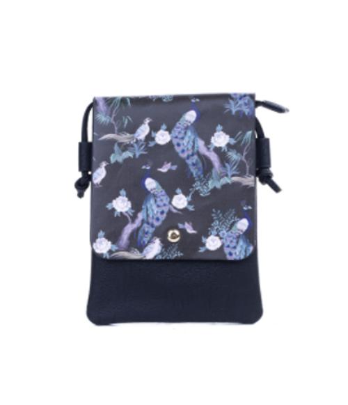 Dark Birds Cross Body Bag