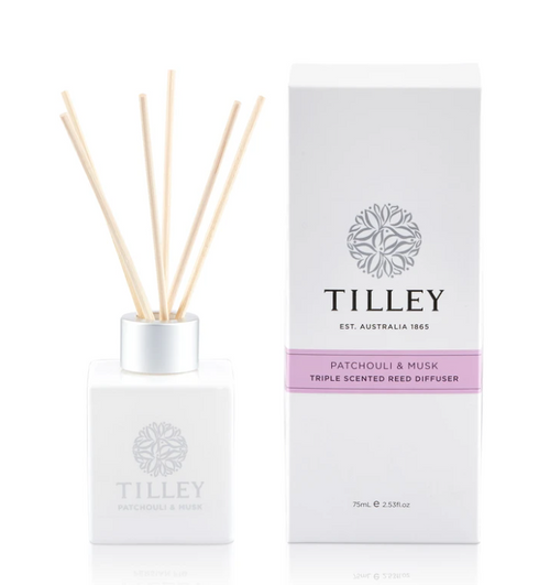 Patchouli & Musk Mini Reed Diffuser
