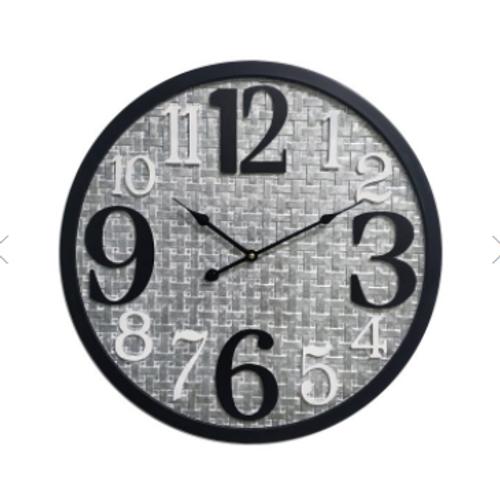 Large Bricka Wall Clock 50cm