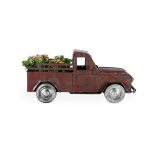 Vintage Truck Planter