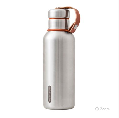 Orange Insulted Water Bottle