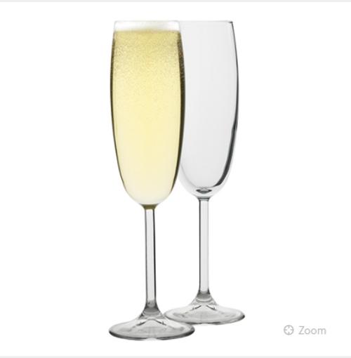Otto Champagne Glass s/8 220ml