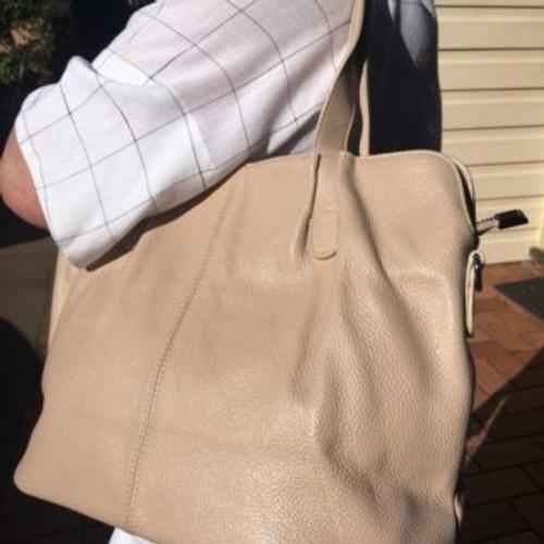 Charlie Leather Bag