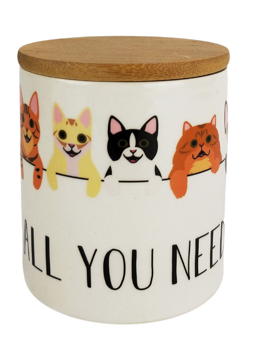 All You Need is Cats Canister