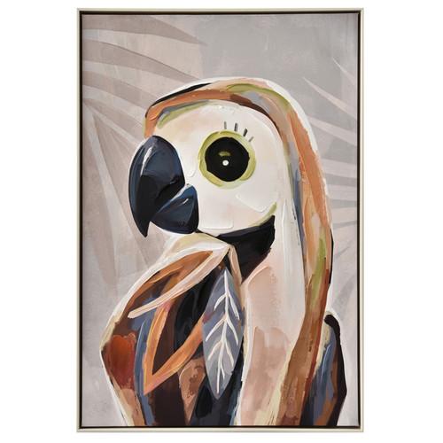Paulie The Parrot