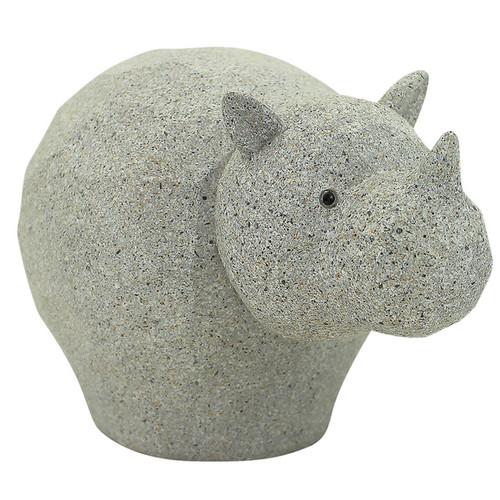 Rhino Family Grey