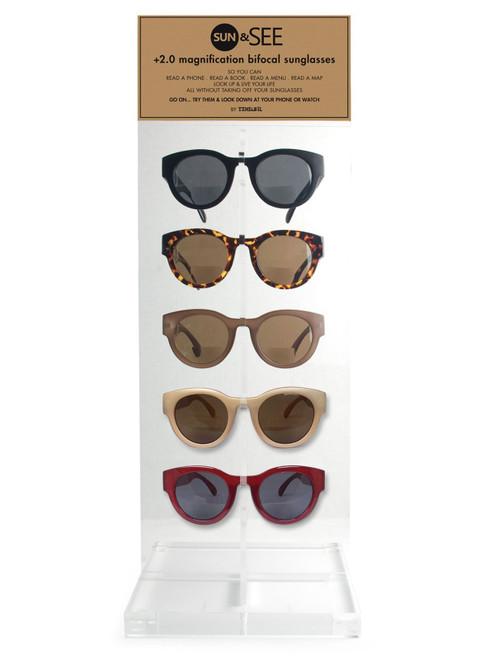 Bifocal Sunglasses