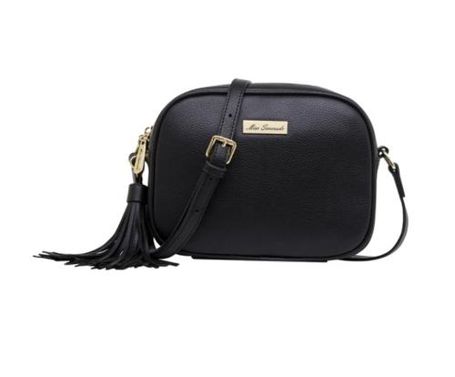 Bristol Vegan leather Crossbody Bag