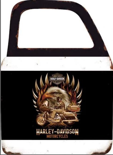 Harley Car Door Mirror