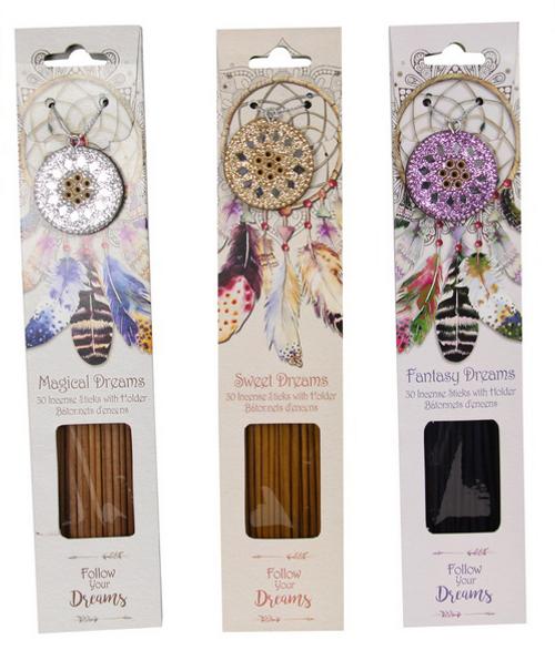 Incense Stick & Holder Set