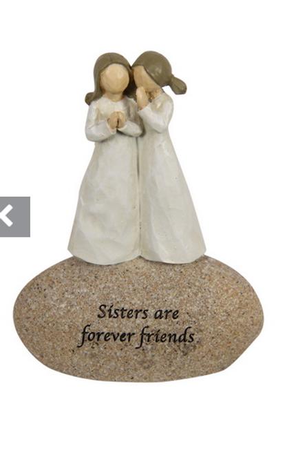 Sister Forever Ornament